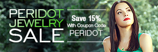 Peridot Jewelry Sale