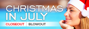 Christams in July Sale