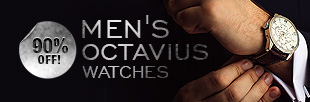 Men's Octavius Watch Sale