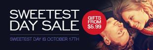 Sweetest Day Sale