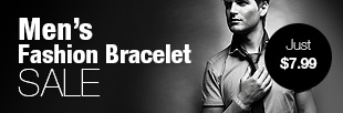 Men's Fashion Bracelet Sale