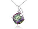 Mystic Topaz Necklaces