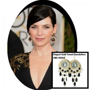 12 Carat Black Onyx Drops #julianamargulies #goldenglobes #superjeweler (1)