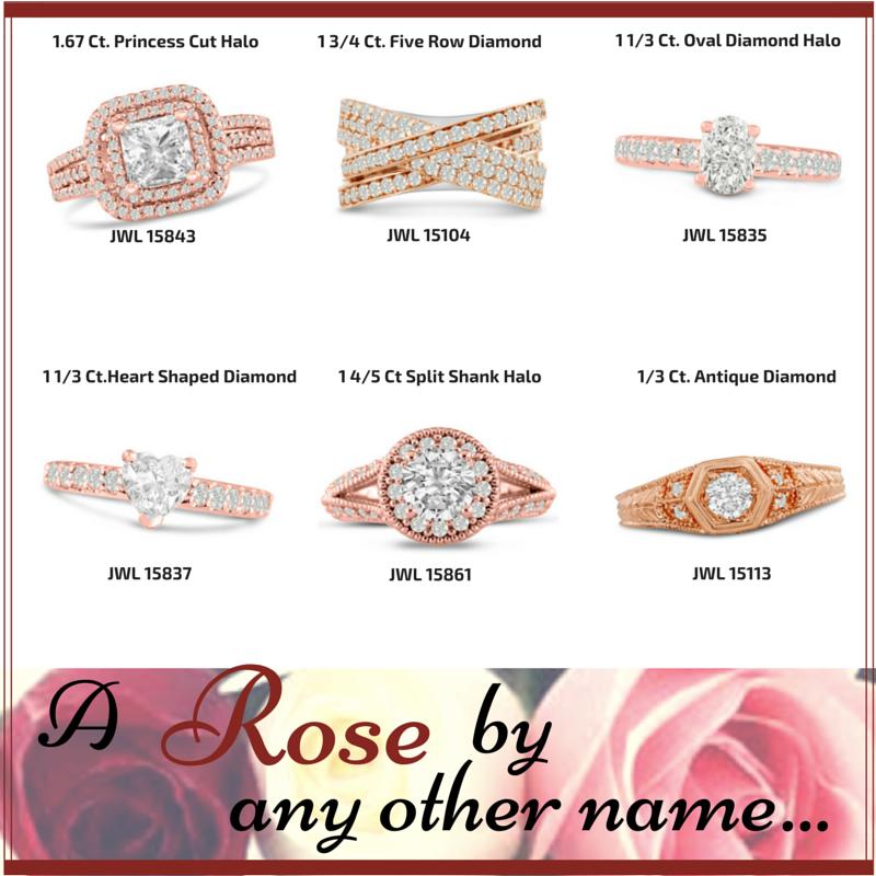 #superjeweler #valentinesday #engagement #rosegold #diamond