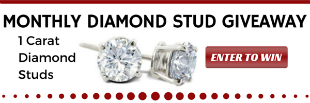Diamond Stud Giveaway