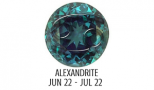 ALEXANDRITE - CANCER
