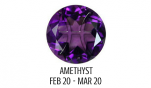 Amethyst - Pisces