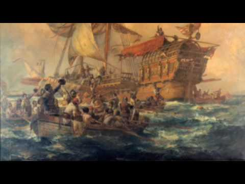 Painting of the Barbary Pirates