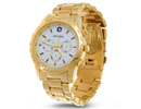 Octavia Women's Gold Signature Watch