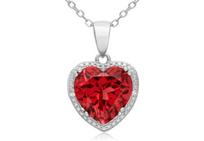 Take an extra 15% off Ruby Jewelry at SuperJeweler! Ends 8/1 - Use code JULY15 to save!