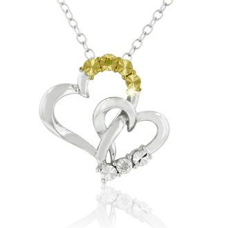 Diamond Accent Heart 18