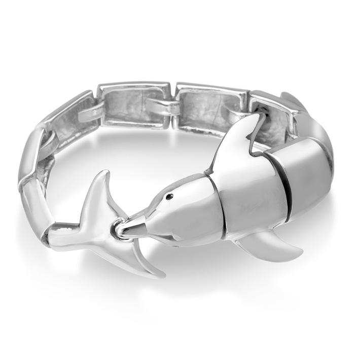 Men's Dolphin Bracelet