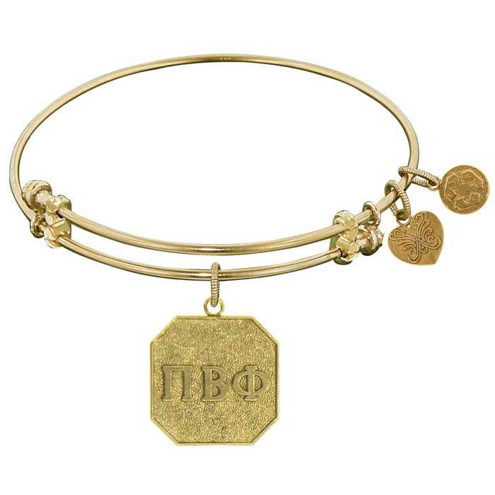 Angelica Bracelet Phi Beta Theta Yellow Tone