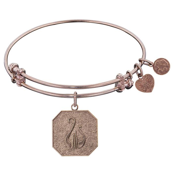 Angelica Bracelet Alpha Chi Omega Antique Gold Tone