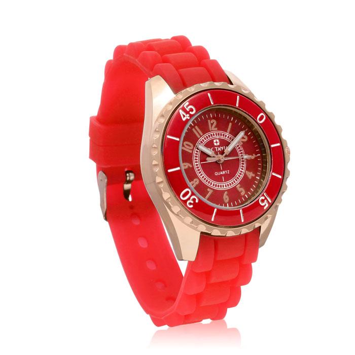 Octavia Ladies Macha Watch - Red