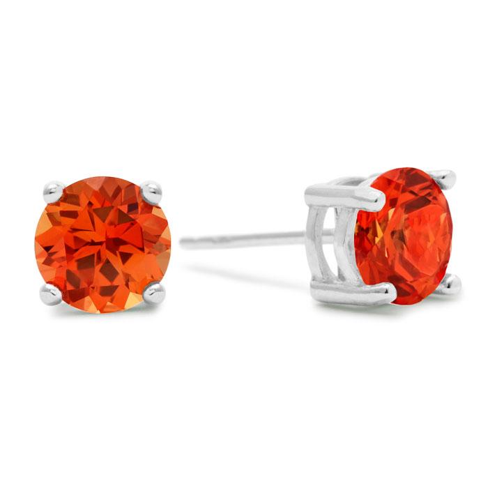 Amethyst Gemstone Freeform Beaded Sterling Silver Dangle Earrings