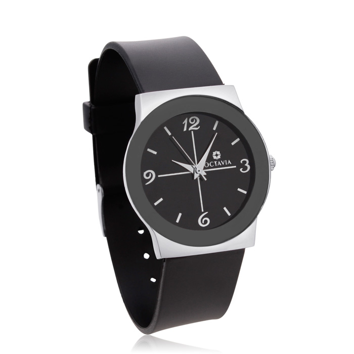 Octavia Women's 5th Ave Watch - Black