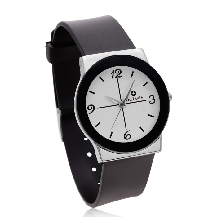 Octavia Women's 5th Ave Watch - White