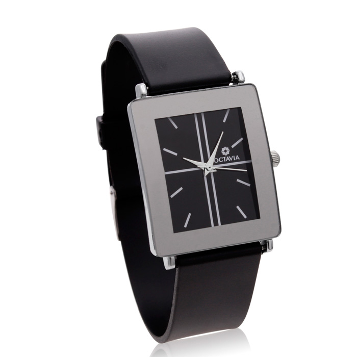 Octavia Women's Madison Ave Watch - Black