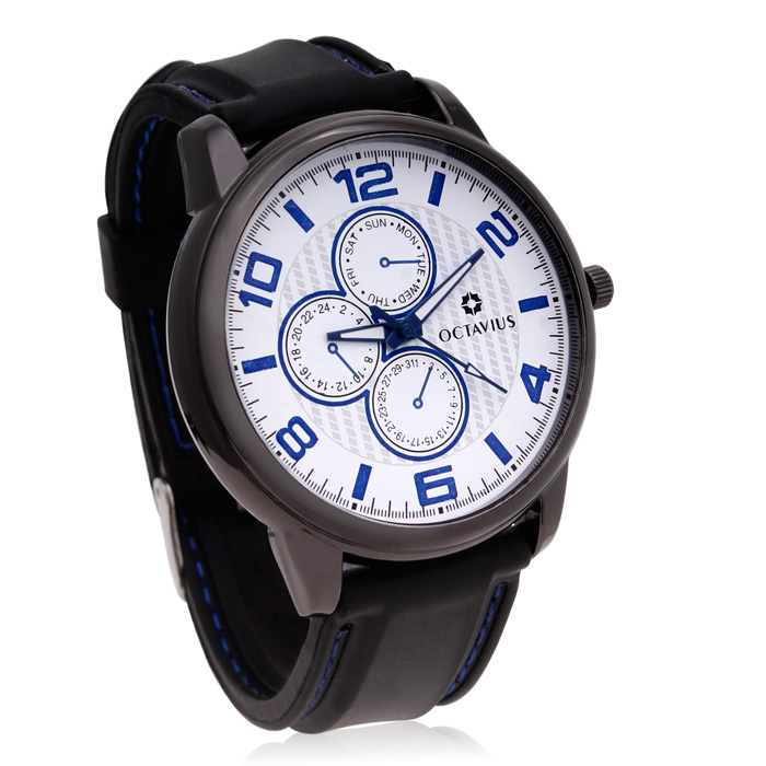 Octavius Men's Healdsburg Watch - Blue