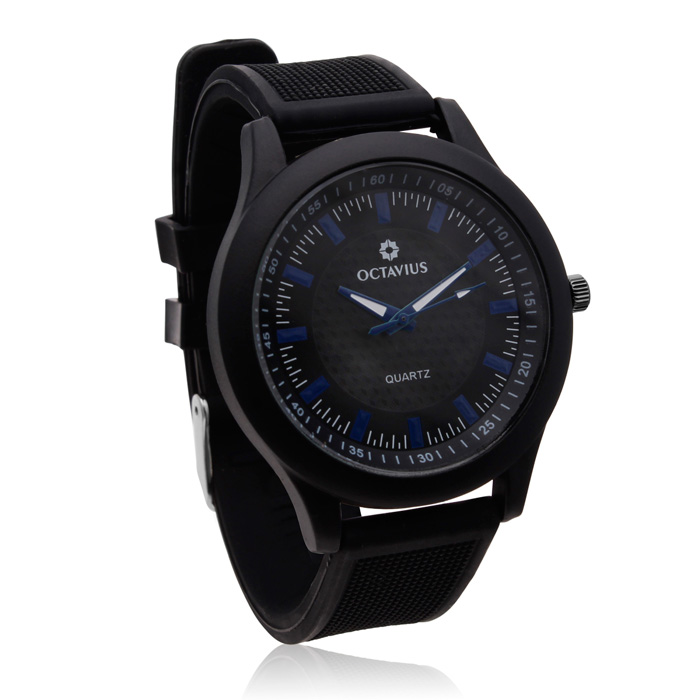 Octavius Men's Every Man Watch - Blue
