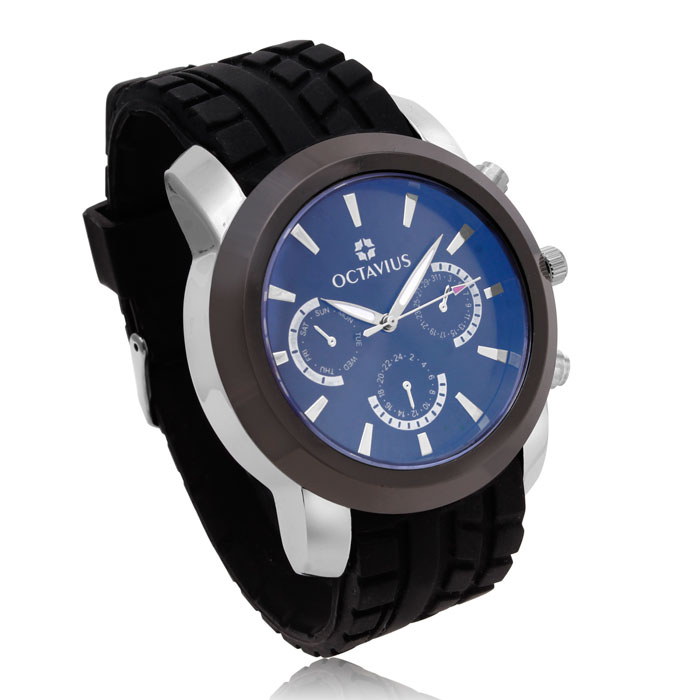 Octavius Men's Darlington Watch - Blue