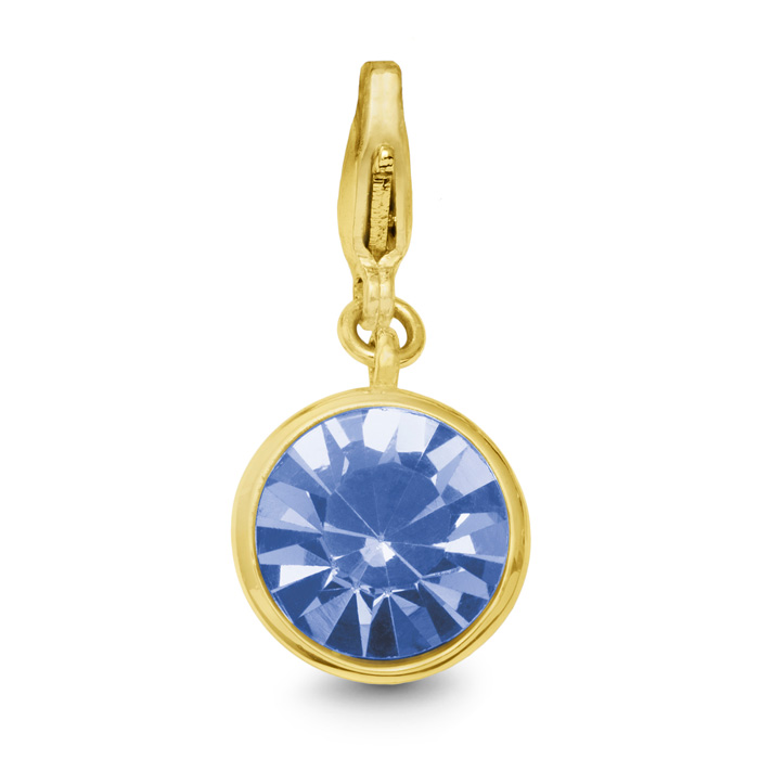 Tanzanite Crystal Birthstone, For December Babies-Yellow