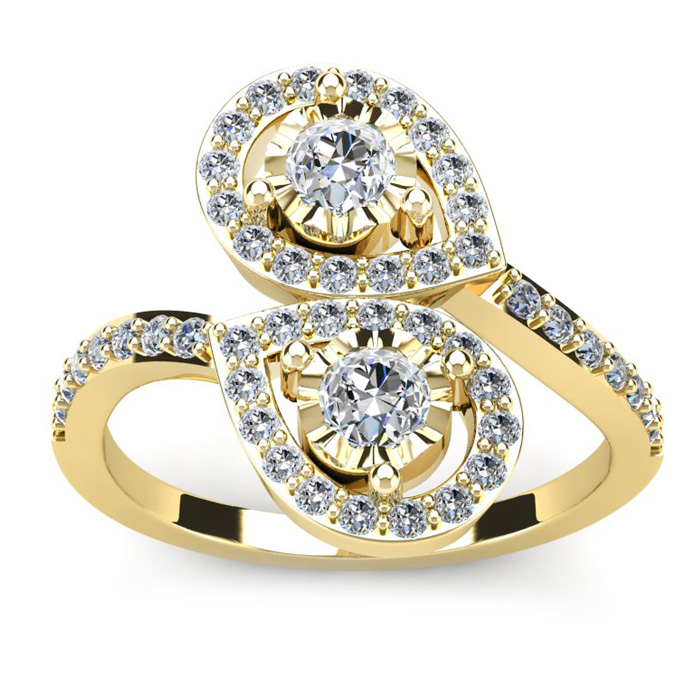 4 Carat Pear Shaped Diamond  Four Carat  Ritani