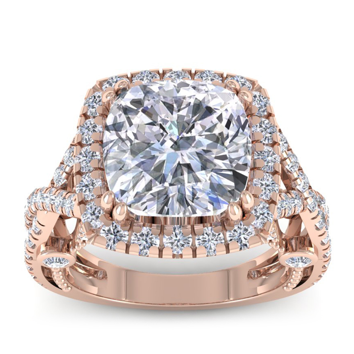 Rose Gold Diamond Rings Canada Information Page